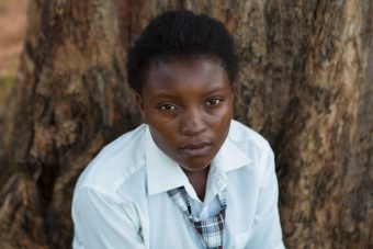 Patricia Zambia tienerzwangerschap