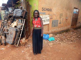 veiligheid meisjes in uganda