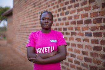 Anette, Plan Uganda