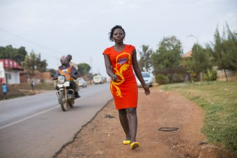 Sophie Kampala Uganda