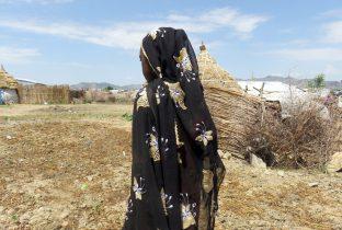 Kameroen Binta werd bevrijd van haar oude echtgenoot