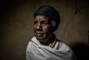 Woto Womacho uit Ethiopië was besnijder