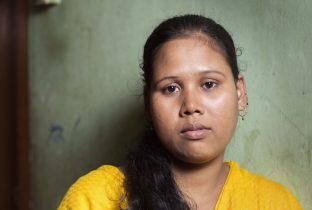 Mayabi werd uitgehuwelijkt, verkracht en geslagen