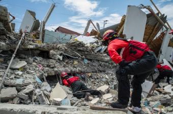 aardbeving ecuador