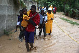 noodhulp Haïti