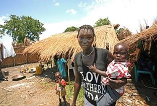 voedselproject zuid-sudan