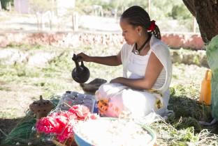Energie koekjes Ethiopie