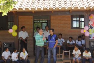 sponsorreis bolivia