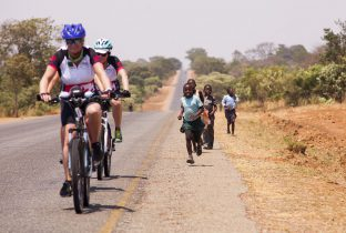 Volg Cycle for Plan Zambia