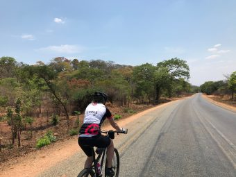 Cycle for Plan Zambia 2016