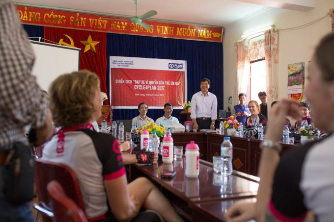 cycle for plan vietnam 2017