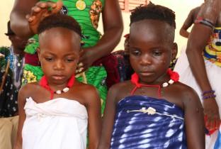 In Benin redt Plan kinderen uit voodookloosters